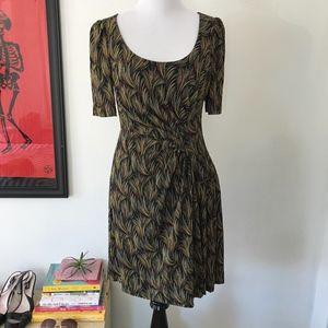 Anthropologie Moulinette Soeurs Silk Dress Size 2